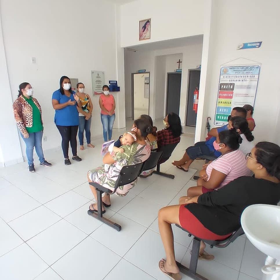 PSFs de Cachoeirinha e Braga realizam testes rápidos para HIV, Hepatite e Sífilis com orientações de prevenção contra as doenças. Veja!