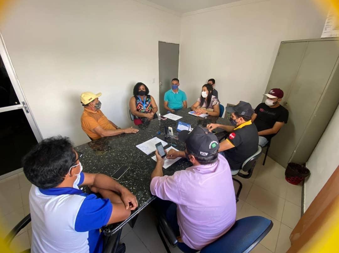 Prefeitura de Tacima firma parceria com Sebrae pensando em desenvolver plano de ações que fortaleça a atividade turística no município. Saiba mais!